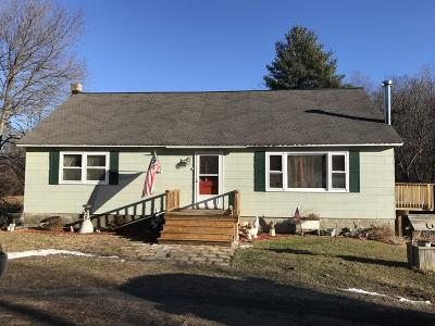 Milford Single Family Home For Sale: 224 Raymondskill Rd