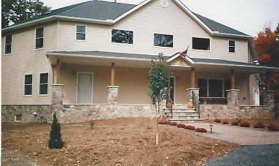 Hemlock Farms Single Family Home For Sale: 523 Maple Ridge Dr