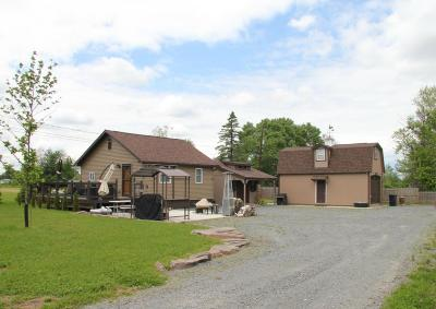 Beach Lake PA Single Family Home For Sale: $118,000