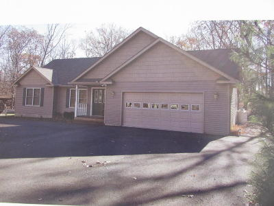 Conashaugh Lakes Single Family Home For Sale: Beaver Run