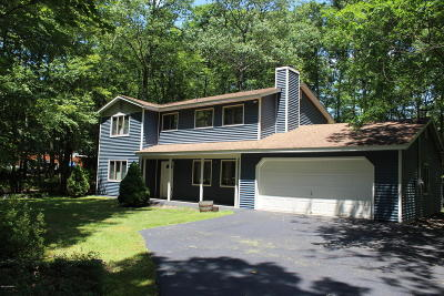 Milford Single Family Home For Sale: 100 High Meadow Dr