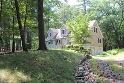 Milford Single Family Home For Sale: 121 Stone Field Rd