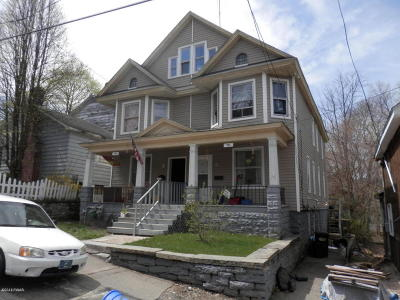 Carbondale Multi Family Home For Sale: 78 S Church St