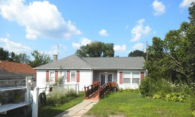 Carbondale Single Family Home For Sale: 130 Lincoln St