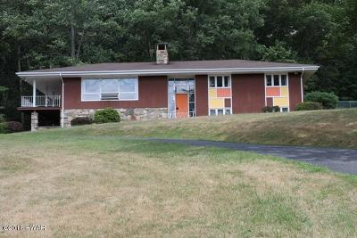 Hawley Single Family Home For Sale: 1921 Rt 590