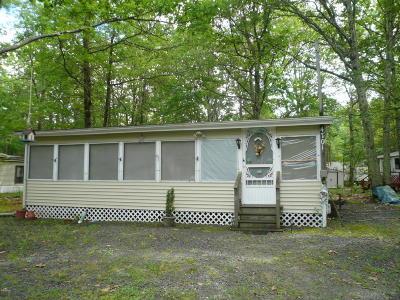 Shohola Single Family Home For Sale: Lot 4701 Yuma Ln