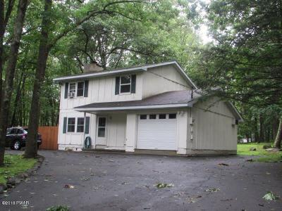 Lords Valley PA Single Family Home For Sale: $132,000