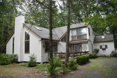 Hemlock Farms Single Family Home For Sale: 128 Country Club Drive