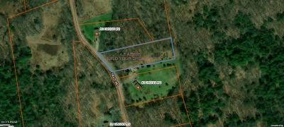 Waymart Residential Lots & Land For Sale: 54 Cross Rd