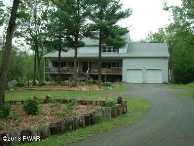 Lackawaxen PA Single Family Home For Sale: $596,000