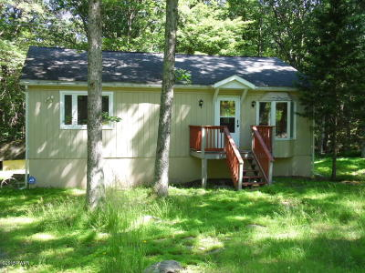 Milford PA Single Family Home For Sale: $125,000