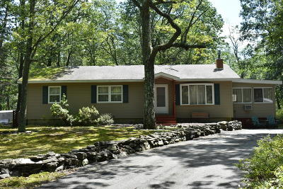Lords Valley PA Single Family Home For Sale: $132,900