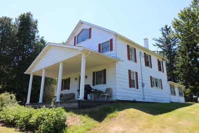 Waymart Single Family Home For Sale: 2741 Easton Tpke
