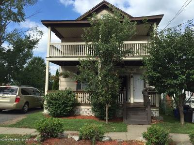 Carbondale Multi Family Home For Sale: 105 Park St