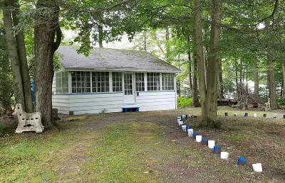 Greentown Single Family Home For Sale: 1178 Route 390