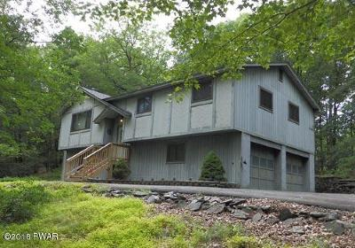 Conashaugh Lakes Single Family Home For Sale: 191 Seneca Dr