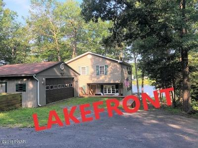 Single Family Home For Sale: 120 Lake Shore Dr