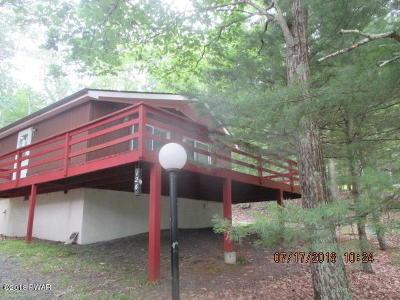 Masthope Single Family Home For Sale: 126 Plateau Dr