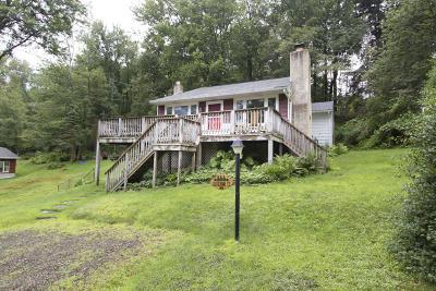 Greentown Single Family Home For Sale: 105 Wynooska Rd