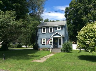 Single Family Home For Sale: 309 Avenue D