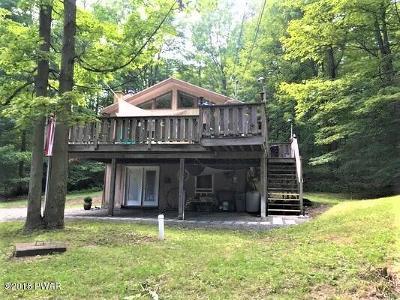 Newfoundland Single Family Home For Sale: 639 N South Turnpike Rd