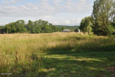 Honesdale Residential Lots & Land For Sale: Smith Hill Rd