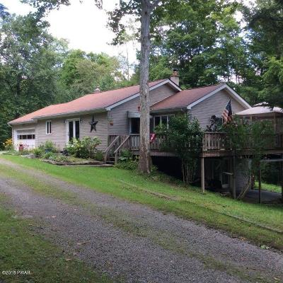 Equinunk Single Family Home For Sale: 12 Fork Mountain Rd