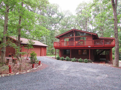 Single Family Home For Sale: 103 Overbrook Run