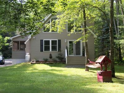 Greeley Single Family Home For Sale: 307 Greeley Lake Rd
