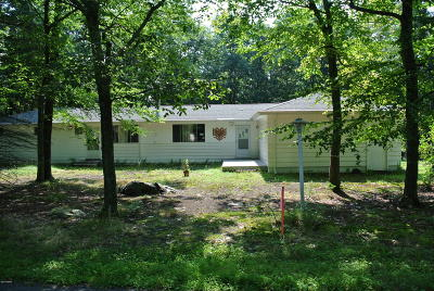 Birchwood Lake Single Family Home For Sale: 106 Dogwood Rd