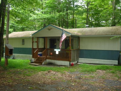 Gouldsboro PA Single Family Home For Sale: $43,500