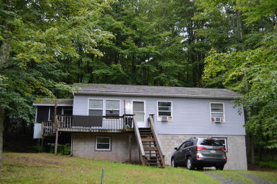 Lake Ariel PA Single Family Home For Sale: $109,900
