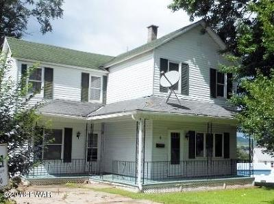 Carbondale Single Family Home For Sale: 9 Havana St