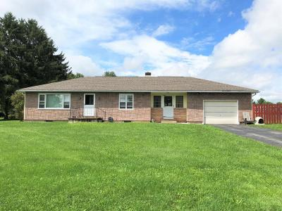 Beach Lake PA Single Family Home For Sale: $129,900