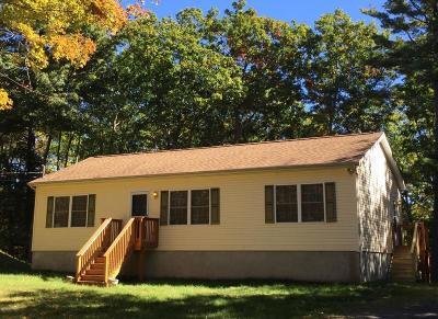 Dingmans Ferry Single Family Home For Sale: 125 Beach Ln