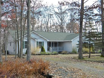 Lackawaxen Single Family Home For Sale: 164 Rainbow Dr