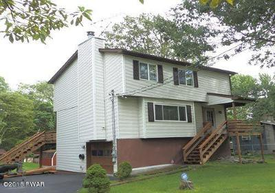 Dingmans Ferry PA Single Family Home For Sale: $169,900