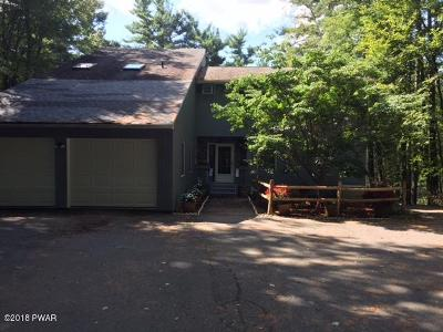 Dingmans Ferry Single Family Home For Sale: Traces Of Lattimore Ct