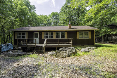 Lackawaxen Single Family Home For Sale: 116 Heritage Dr