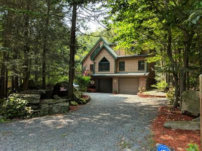 Lake Ariel Single Family Home For Sale: 3859 Applegate Rd