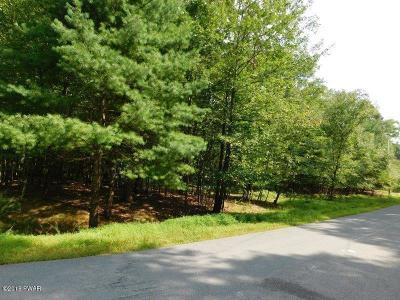 Pocono Mt Woodland Lakes Residential Lots & Land For Sale: Lot 1083 Crocus Ln