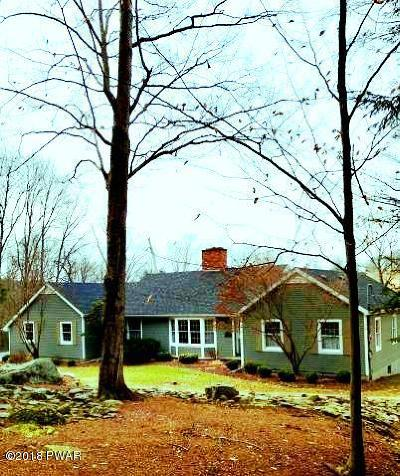 Honesdale Single Family Home For Sale: 48 Louie Dr