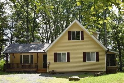 Hemlock Farms Single Family Home For Sale: 115 Burning Tree Drive