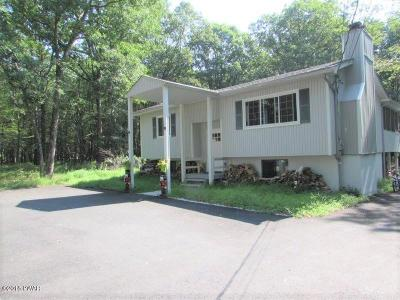 Lords Valley PA Single Family Home For Sale: $152,000