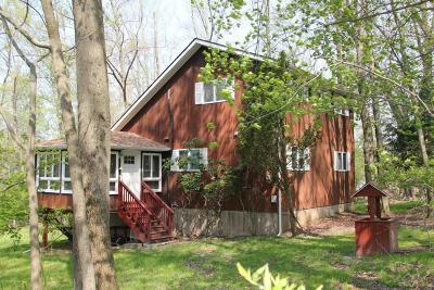 Honesdale Single Family Home For Sale: 30 Lake Dr