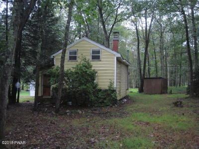 Dingmans Ferry Single Family Home For Sale: 215 Brewster Rd