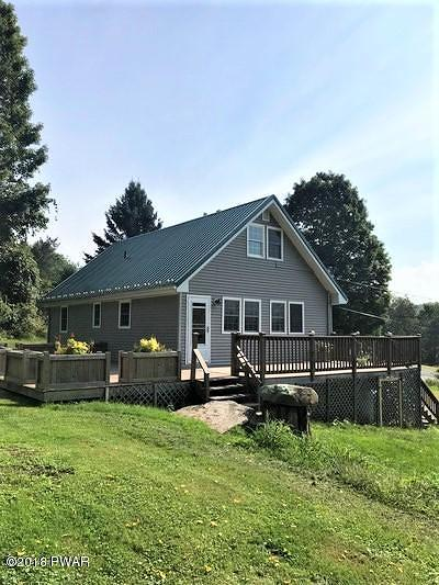 Single Family Home For Sale: 1385 Hancock Hwy