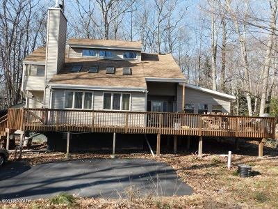 Lords Valley PA Single Family Home For Sale: $184,994