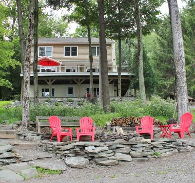 Lake Ariel Single Family Home For Sale: 72 Glen Rd
