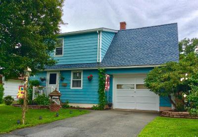 Matamoras Single Family Home For Sale: 802 Avenue P